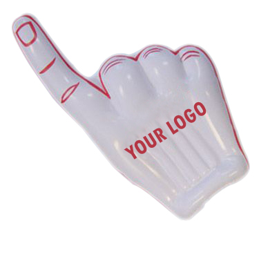 Inflatable Hands